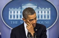 Obama in tears over Connecticut school shooting