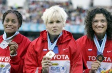 Former Olympic champion fails drugs test