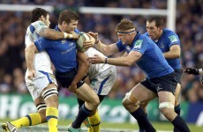 As it happened: Leinster v Clermont Auvergne, Heineken Cup