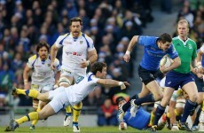 Reaction: Leinster looking for a 'miracle' after Clermont show class
