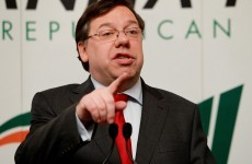 Brian Cowen quits as FF leader, remains as Taoiseach