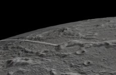 NASA spacecraft to fly into moon mountain - on purpose