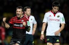 Howlett defiant after Sarries defeat