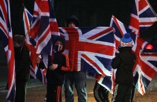 Loyalists plan protests across North over new policy on Union flag