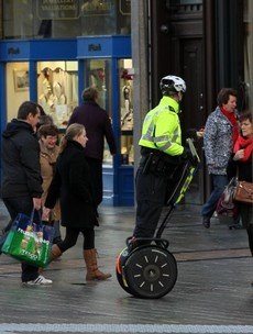 Hi Ho Segway Pic of the Day