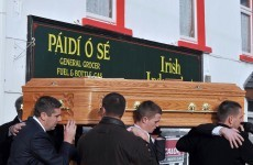 In pictures: The funeral of Páidí Ó Sé