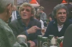 VIDEO: Dunphy and Giles sing 'Que Sera, Sera' on Nighthawks in 1989