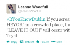If you know Dublin (or Cork), you'll know these things...