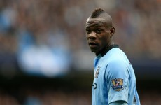Case closed: Mario Balotelli accepts City fine