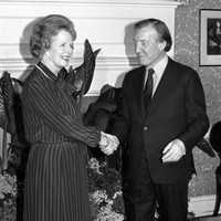 After Falklands invasion, Thatcher sought Haughey's 'urgent help'