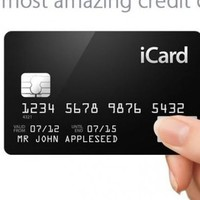 iWonder... what would an Apple credit card look like?