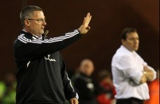 Bad blood: Levein launches legal action over Scotland sacking