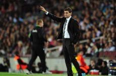 Tito Vilanova set for 6 weeks of cancer treatment