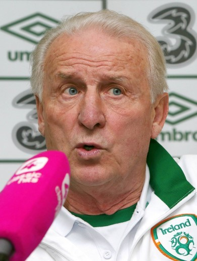 Ireland's soccer year told through 10 Giovanni Trapattoni facial expressions