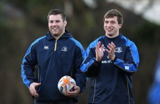 Team news: Leinster trust in youth as Ulster stick to proven formula