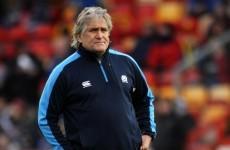 Scotland appoint Johnson as head coach