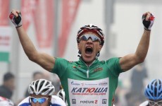 Russian cyclist banned for taking EPO