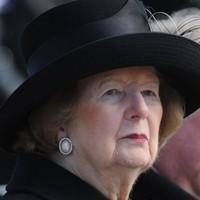 Former British Prime Minister Margaret Thatcher undergoes bladder surgery