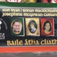 PICS: Tribute to slain Alan Ryan in O'Connell Street protest