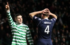 Second-half blitz carries Celtic five points clear