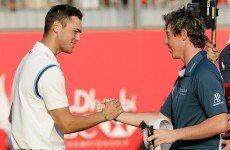 German engineering: Kaymer continues his love affair with Abu Dhabi while Irish pepper top 10