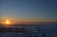 VIDEO: the winter solstice in Alaska