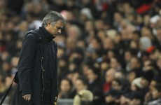 Santa Cruz double heaps further pressure on Jose Mourinho