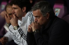 'I won't quit' -- Mourinho defiant as Real slip 16 points off Barca