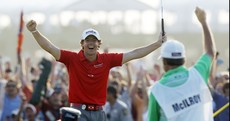 'I'd love to give myself a chance to win all 4 majors next year' - Rory McIlroy