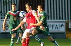 I was there... for Cork's hard-fought 0-0 draw with St Pat's
