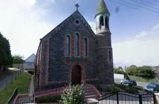 Police investigate suspicious fire in Belfast church