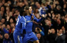 As it happened: Chelsea v Aston Villa, Premier League