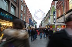 December retail sales 'up for first time in five years'