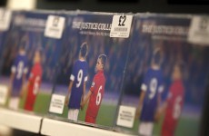 #JFT96: Hillsborough charity song tops UK charts for Christmas