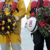 Dun Laoghaire RNLI remembers volunteers lost at sea