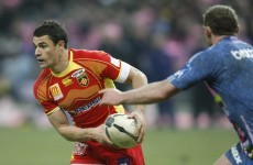 Dan Carter set for another European vacation