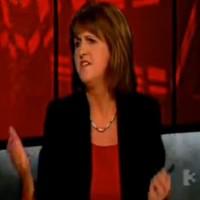 TD, interrupting: Joan Burton gets trendy after Vincent Browne showdown