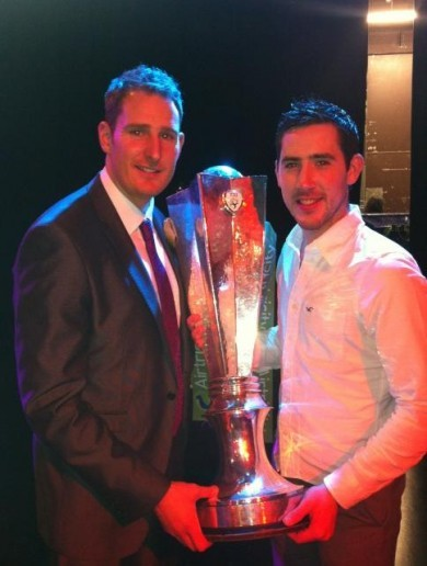 Ever wondered what it would look like if Mark McHugh won the Airtricity League?
