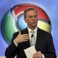 Google Talk? Former chief executive Schmidt considers TV