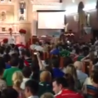 VIDEO: Irish abroad sing The Fields of Athenry in Bondi, Australia