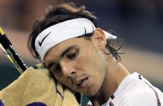 Christmas bug: Sick Nadal postpones return to action