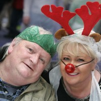 500 people have Christmas dinner at the RDS (pictures)