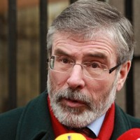 Has Gerry Adams really resigned from Westminster?
