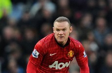 Wayne Rooney set to be out for up to three weeks