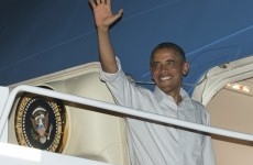 Holiday's over: Obama returns to Washington to deal with 'fiscal cliff'