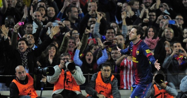 VIDEO: Got 7 minutes? Here are all 91 of Leo Messi's goals this year