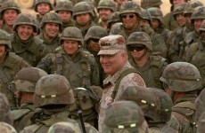 'Stormin Norman' Schwarzkopf dies at 78