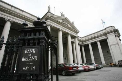 Bank of Ireland in Dublin (File photo)