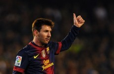 How much? Leo Messi rejects eye-watering Anzhi offer
