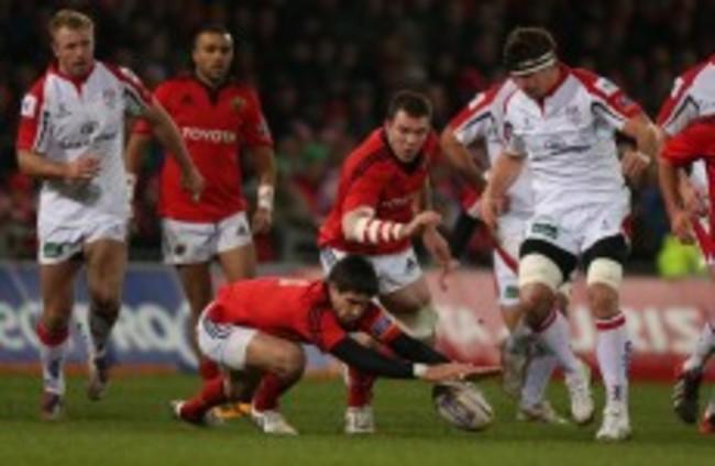 As it happened: Munster v Ulster, RaboDirect Pro12
